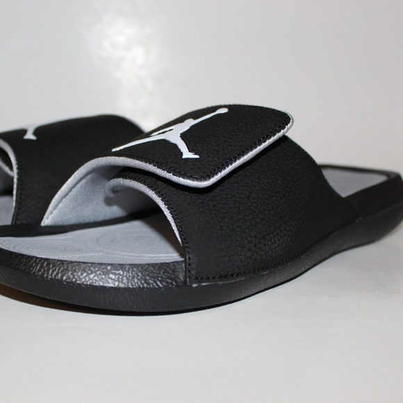bc96b159c63 Jordan Shoes | Nike Hydro 6 Slides Sandals 881473011 Blac | Poshmark